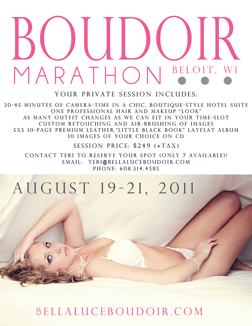 Boudoir-Marathon-Flyer---Beloit,-WI-glamour-photography